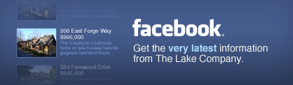 The Lake Company Facebook Page